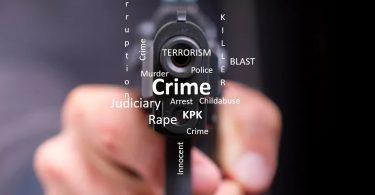 تشدد اور جرائم