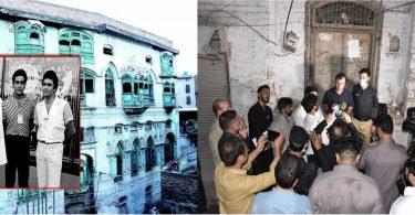 Historic Raj Kapoor Haweli take into custody