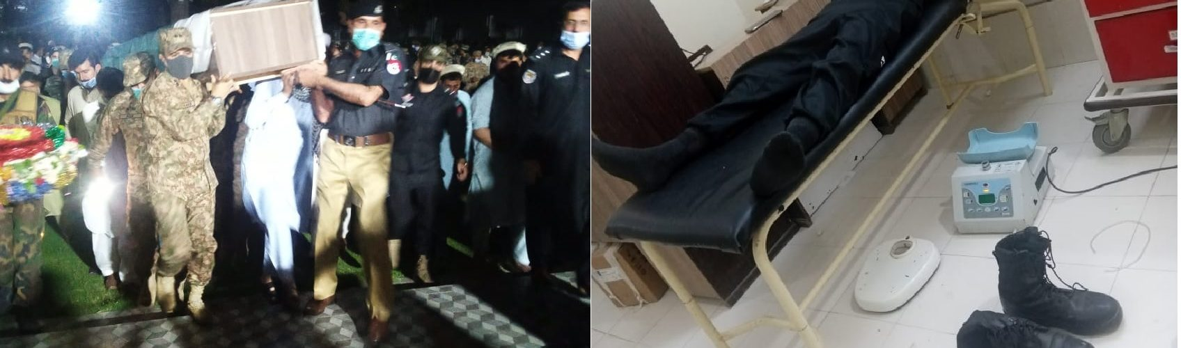 Attack on North Waziristan DC Squad