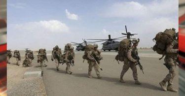 44% US troops have left Afghanistan