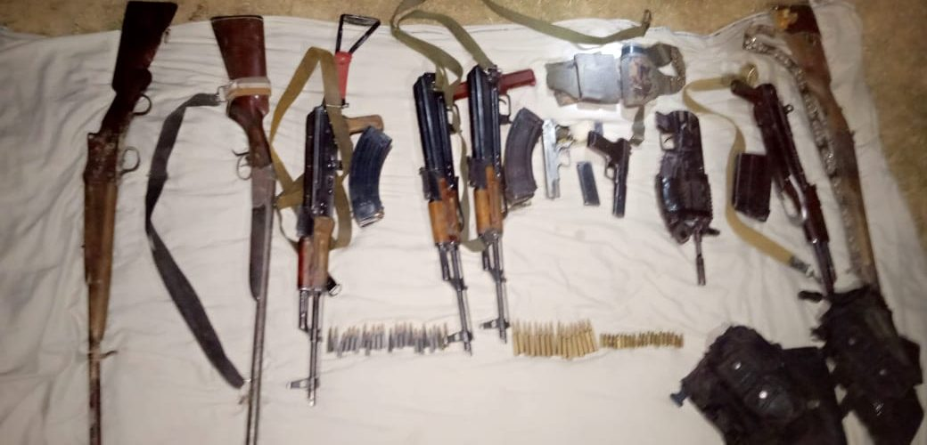 Operation against two warring groups in Khyber District