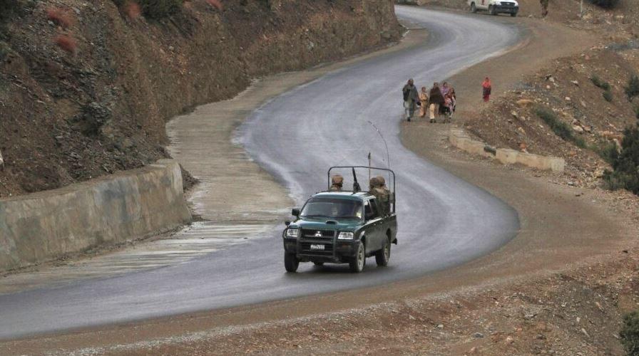 Taliban attack South Waziristan Tiarza check post